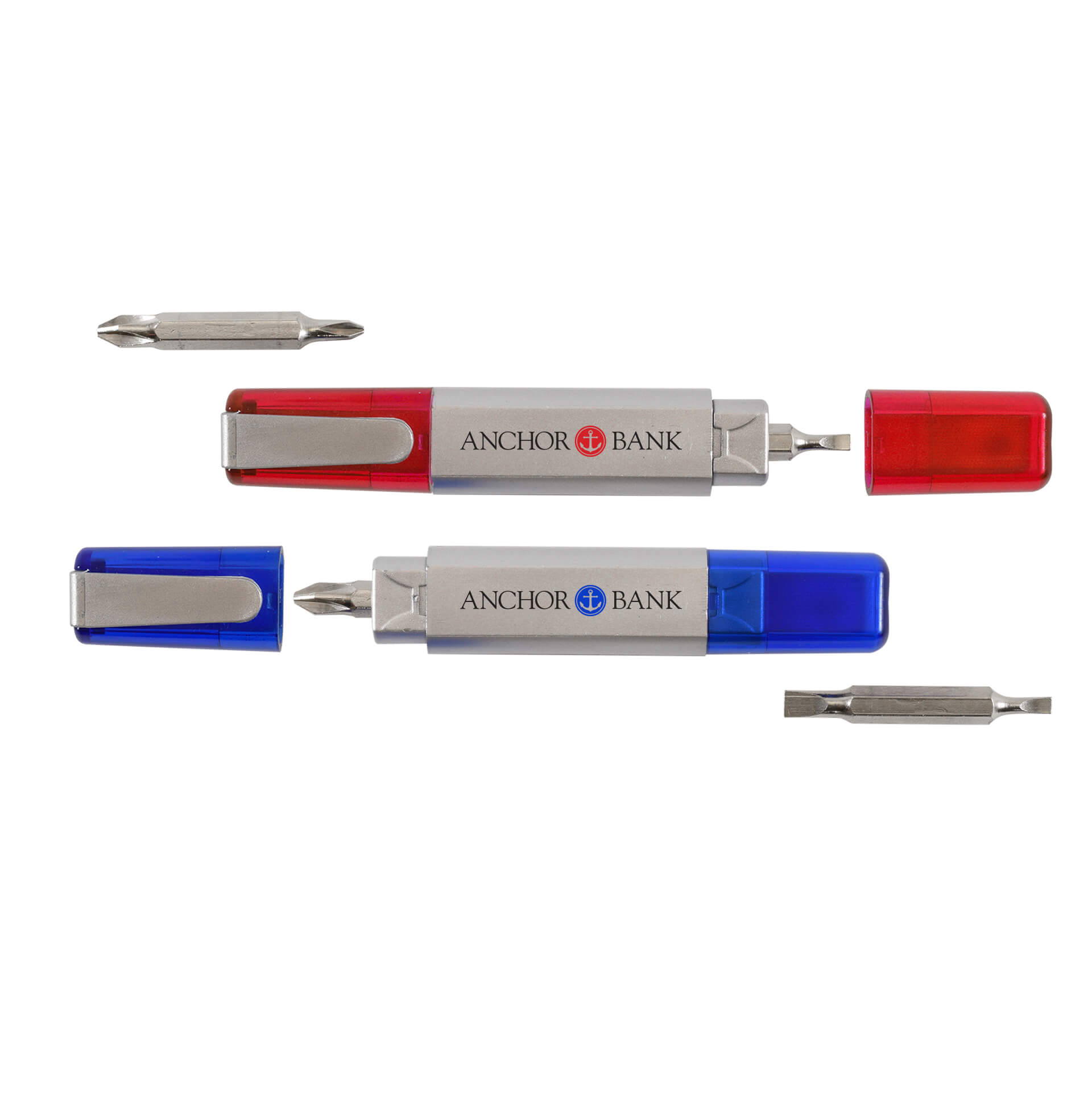 Item: Mi8836 - 4-In-One Magnetic Screwdriver